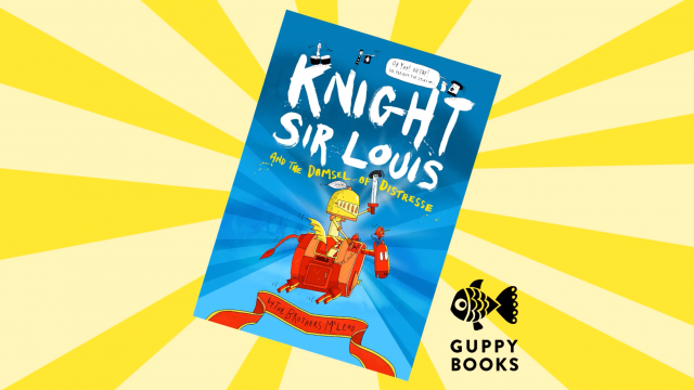 Knight Sir Louis book trailer The Bothers McLeod | STASH MAGAZINE