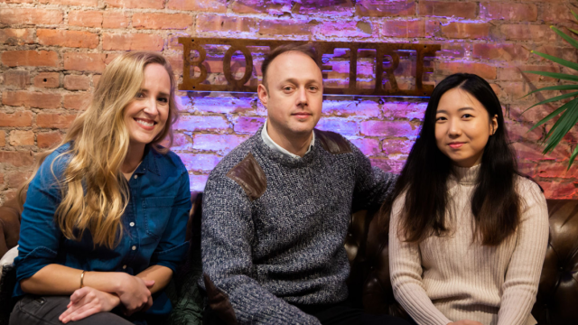 Bonfire Adds Gene Nazarov as CD, Tierney Farrell as Producer, and Hee Hye Moon as 3D Artist