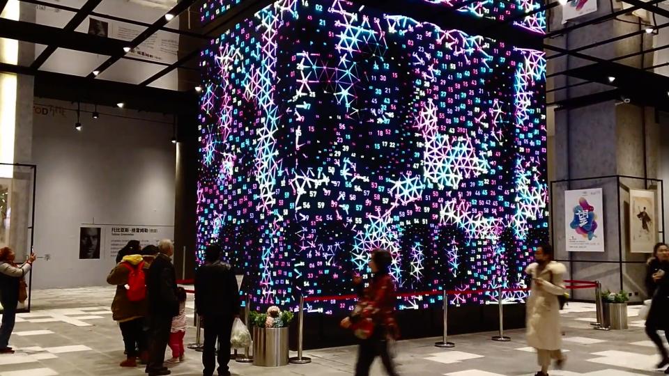Raven Kwok Time++ Installation Todtown Shanghai | STASH MAGAZINE