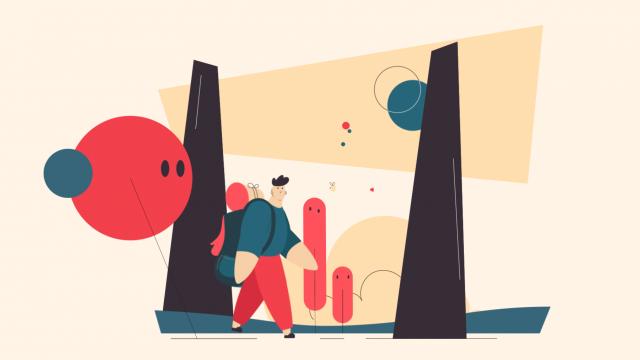 The Runaway by Andreas Maris   STASH MAGAZINE