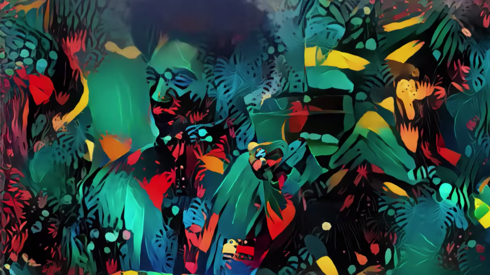 TOKiMONSTA - Fried for the Night feat. EARTHGANG | STASH MAGAZINE