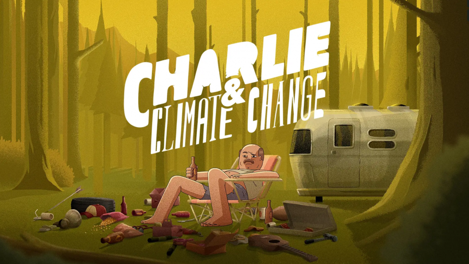Charlie and Climate Change short film by Damien Bastelica | STASH MAGAZINE