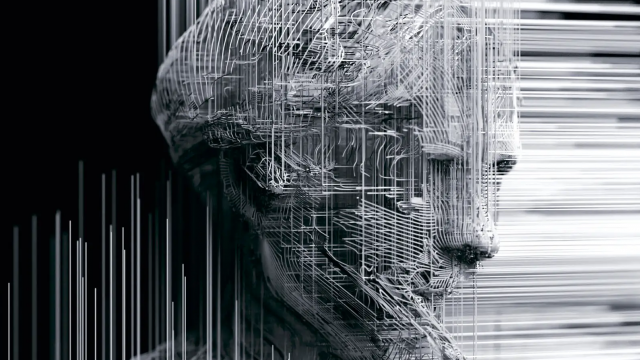 iHuman A.I Awakening by Redhoot | STASH MAGAZINE