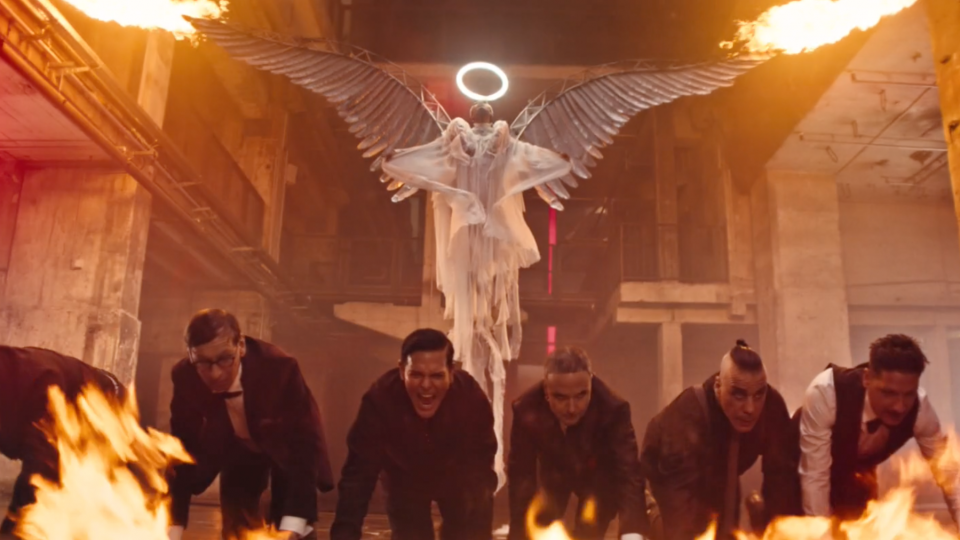 RAMMSTEIN DEUTSCHLAND Music Video | STASH MAGAZINE
