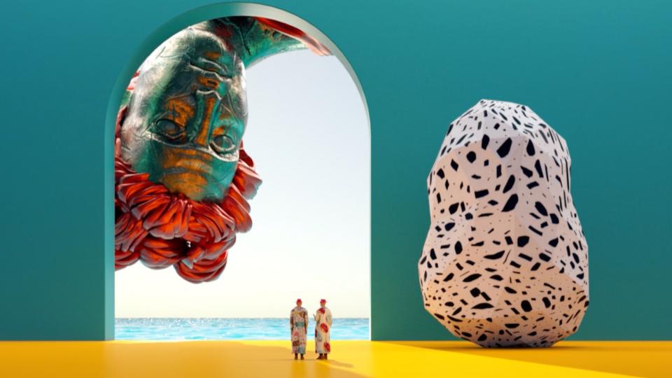 SYMBIOSIS art collaboration   STASH MAGAZINE