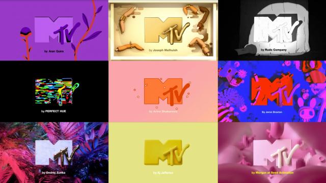 MTV Mood Swing IDs curators reel | STASH MAGAZINE
