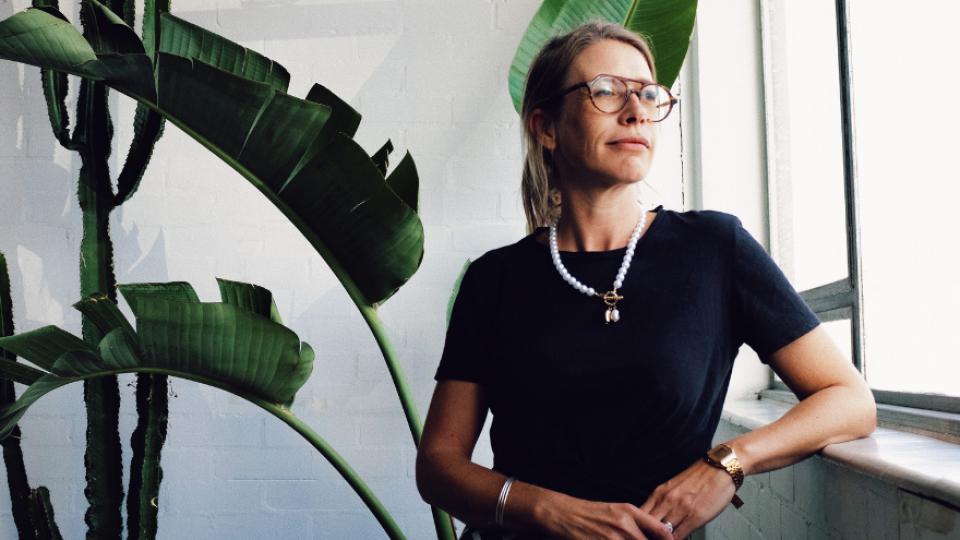 Builders Club executive producer Sophie Gunn | STASH MAGAZINE