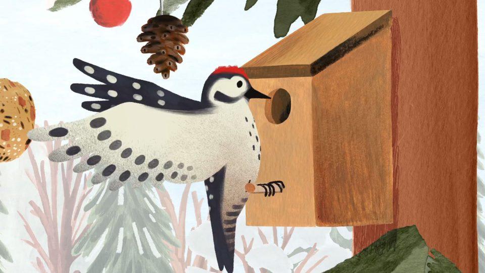 Joules A Woodland Tale by Studio AKA | STASH MAGAZINE