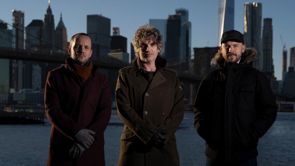 Preymaker: Jasper Kidd, Alan McSeveney and Jamie Scott | STASH MAGAZINE