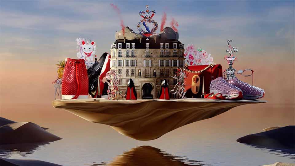 Christian Louboutin The Gift commercial by Velvet Badger | STASH MAGAZINE