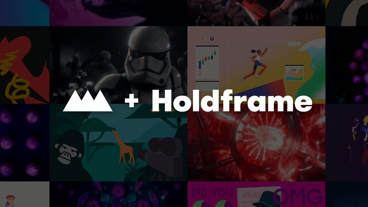 Holdframe Joins Forces with School of Motion | STASH MAGAZINE