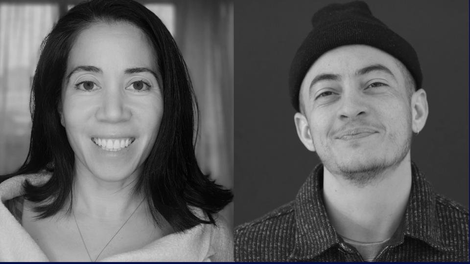 Dez Stavracos and Karen Lawler at Hornet | STASH MAGAZINE