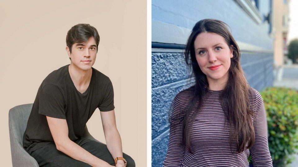 Hue&Cry Trish Janovic and Luis Roca   STASH MAGAZINE