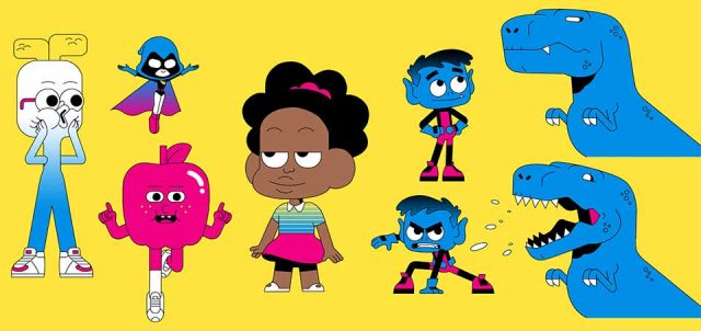Cartoon Network Broadcast Refresh by Bullpen | STASH MAGAZINE