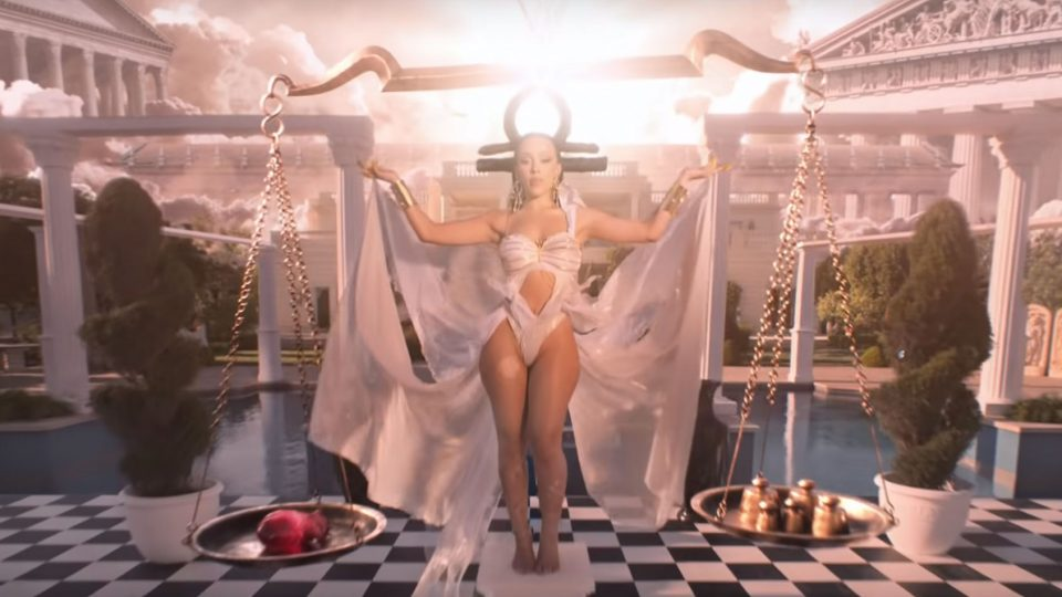 """Doja Cat, The Weeknd """"You Right"""" Music Video by Quentin Deronzier and Mikros MPC 