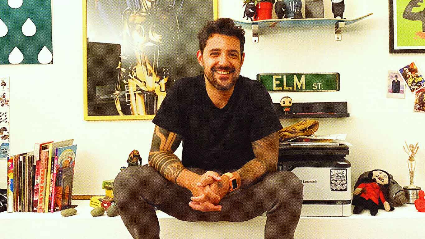 Ariel Costa (Blink My Brain) Joins Hornet Directing Roster | STASH MAGAZINE