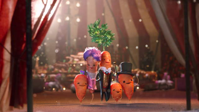 "Aldi UK ""Greatest Show"" by Psyop 