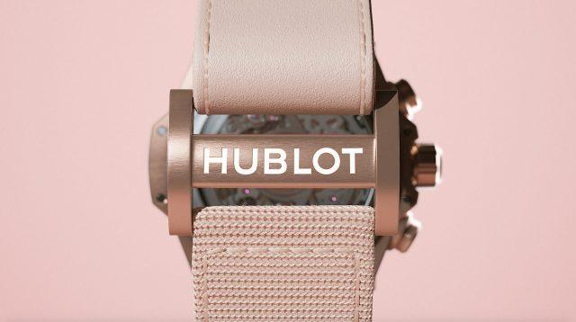 Hublot Big Bang Millennial Pink | STASH MAGAZINE