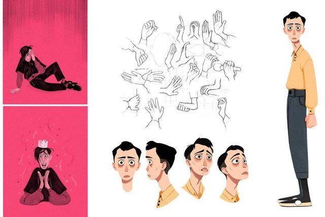 Best Friend animated short film GOBELINS | STASH MAGAZINE