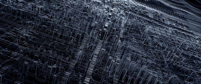 UPGRADE feature film main titles Substance Scott Geerson | STASH MAGAZINE
