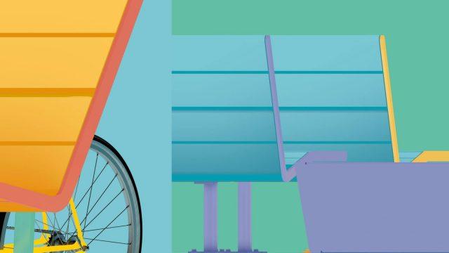 Vestre Parklets 2.0 brand film by racecar | STASH MAGAZINE