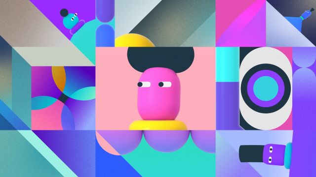 MBC M branding by Super Very More | STASH MAGAZINE