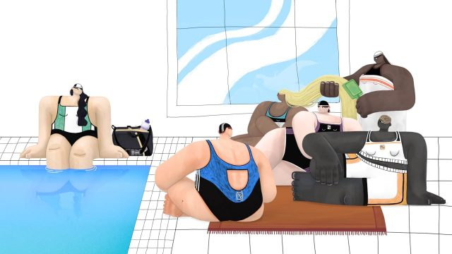 Grand Bassin animated short film | STASH MAGAZINE