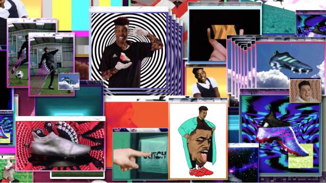 Adidas GLITCH Brand Launch Film