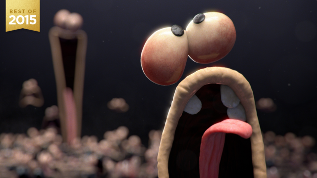 Best of Stash 2015: Aardman Nathan Love Launch Film