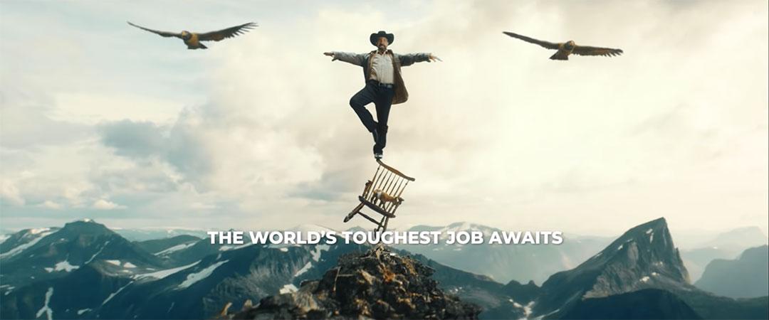 "Taking Over ""The World's Toughest Job"" from Chuck Norris | STASH MAGAZINE"