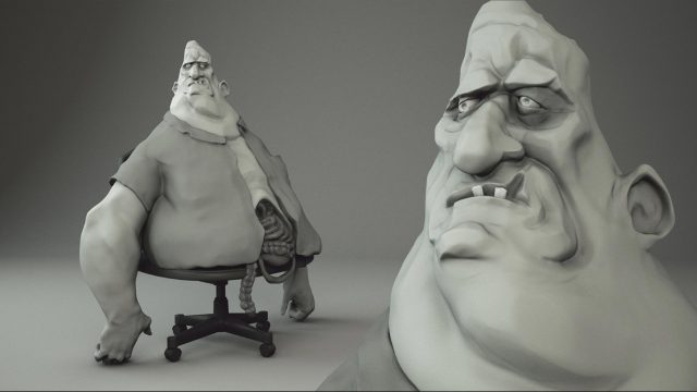 Less than Human animated short | STASH MAGAZINE