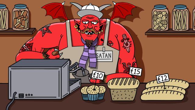Ben White_Dear Satan | STASH MAGAZINE