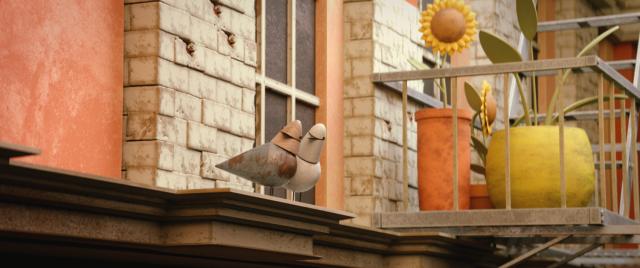 Next Flight Home by animated short film by Jake Wegesin   STASH MAGAZINE