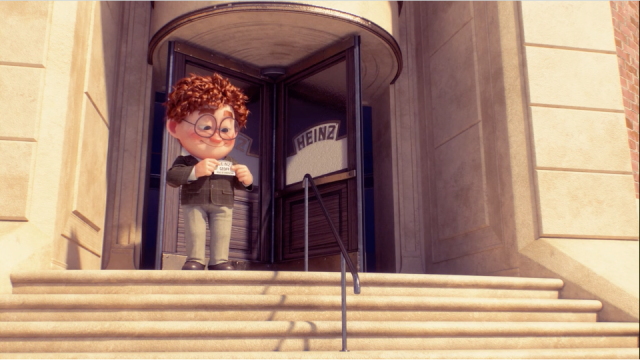 Heinz Geoff animated TV spot | STASH MAGAZINE