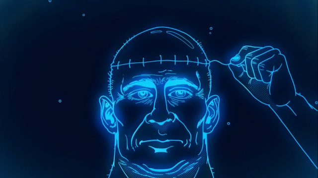 "Awesome ""Evolving Thoughts"" for Adult Swim"