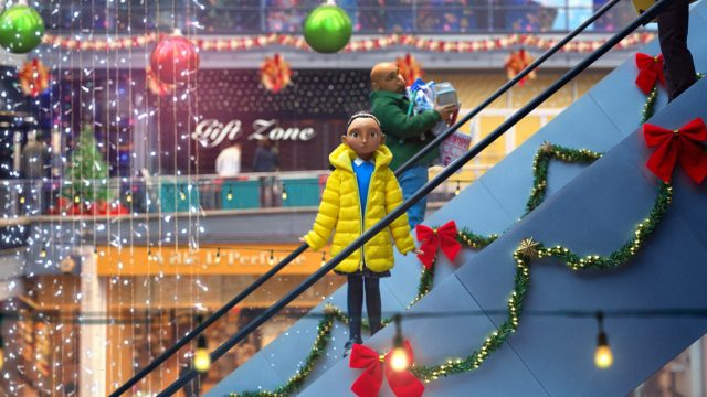 BBC One Christmas Film 2017 by Elliot Dear