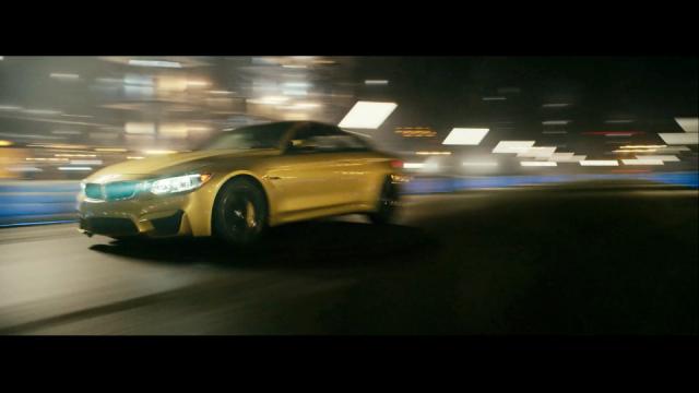 Alessandro Pacciani + Juice = BMW M4