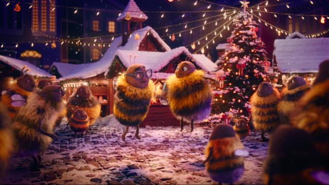 Erste Christmas Ad 2019 Beelievers   STASH MAGAZINE