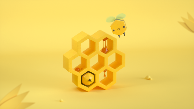 Bees animated short by Ricard Badia Animade | STASH MAGAZINE