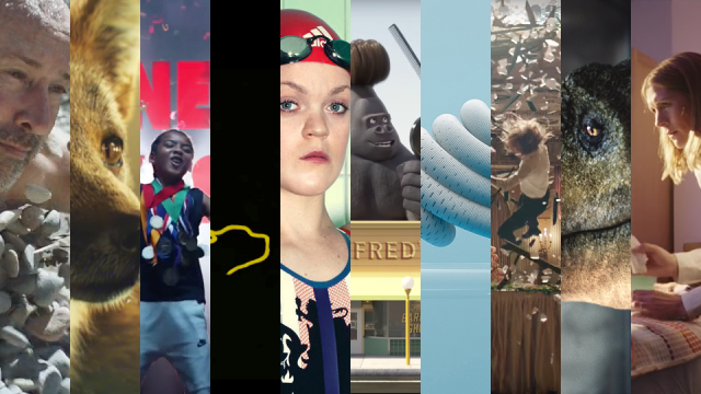 Best of Stash 2016: TV & Cinema Advertising