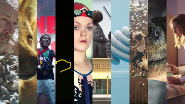 Best of Stash 2016: TV & Cinema Advertising