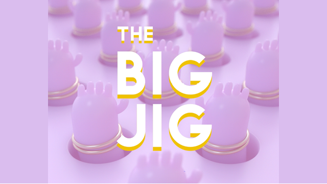 The Big Jig Project by Seed Animation | STASH MAGAZINE