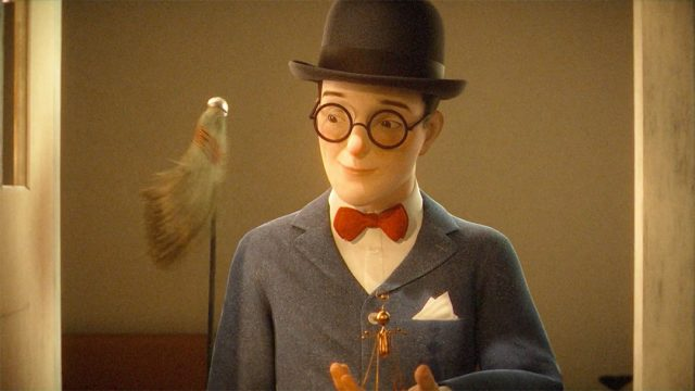 First Look at Bill Joyce's New Animated Short