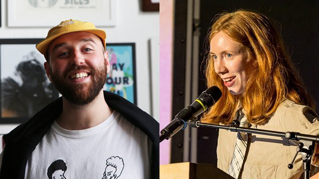 Blinkink Signs Directors Sophie Koko Gate and James Papper