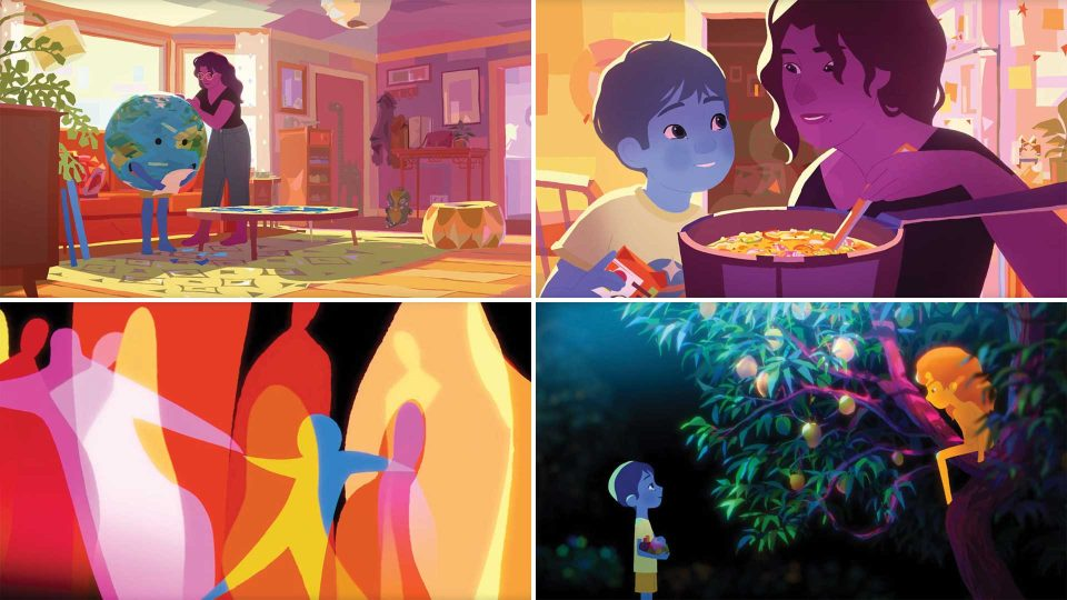 Blue Curry GOBELINS short film | STASH MAGAZINE