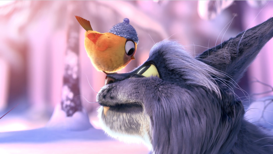 Lynx & Birds animated short | STASH MAGAZINE