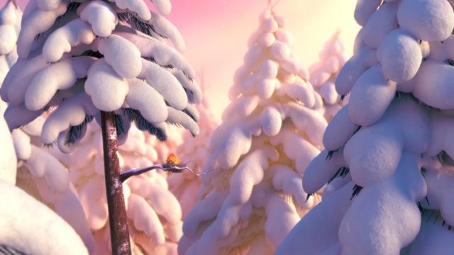 Lynx & Birds animated short | STASH MAGAZINE