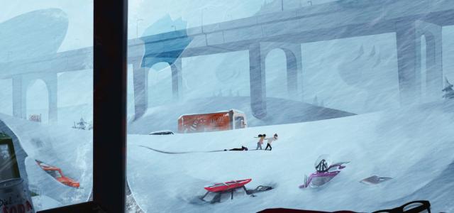 Izzy Burton animated short film_Via | STASH MAGAZINE