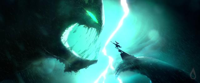 Tempest animated short  STASH MAGAZINE