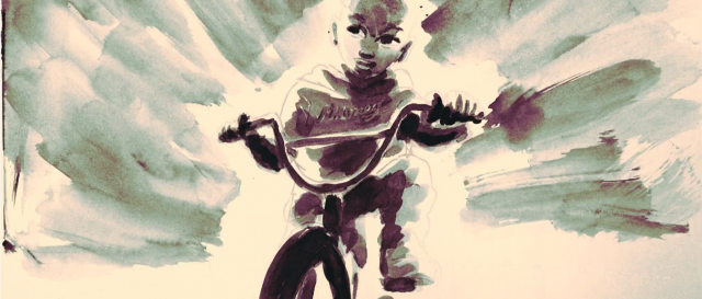 Preschool Poets Me by J-Money | STASH MAGAZINE